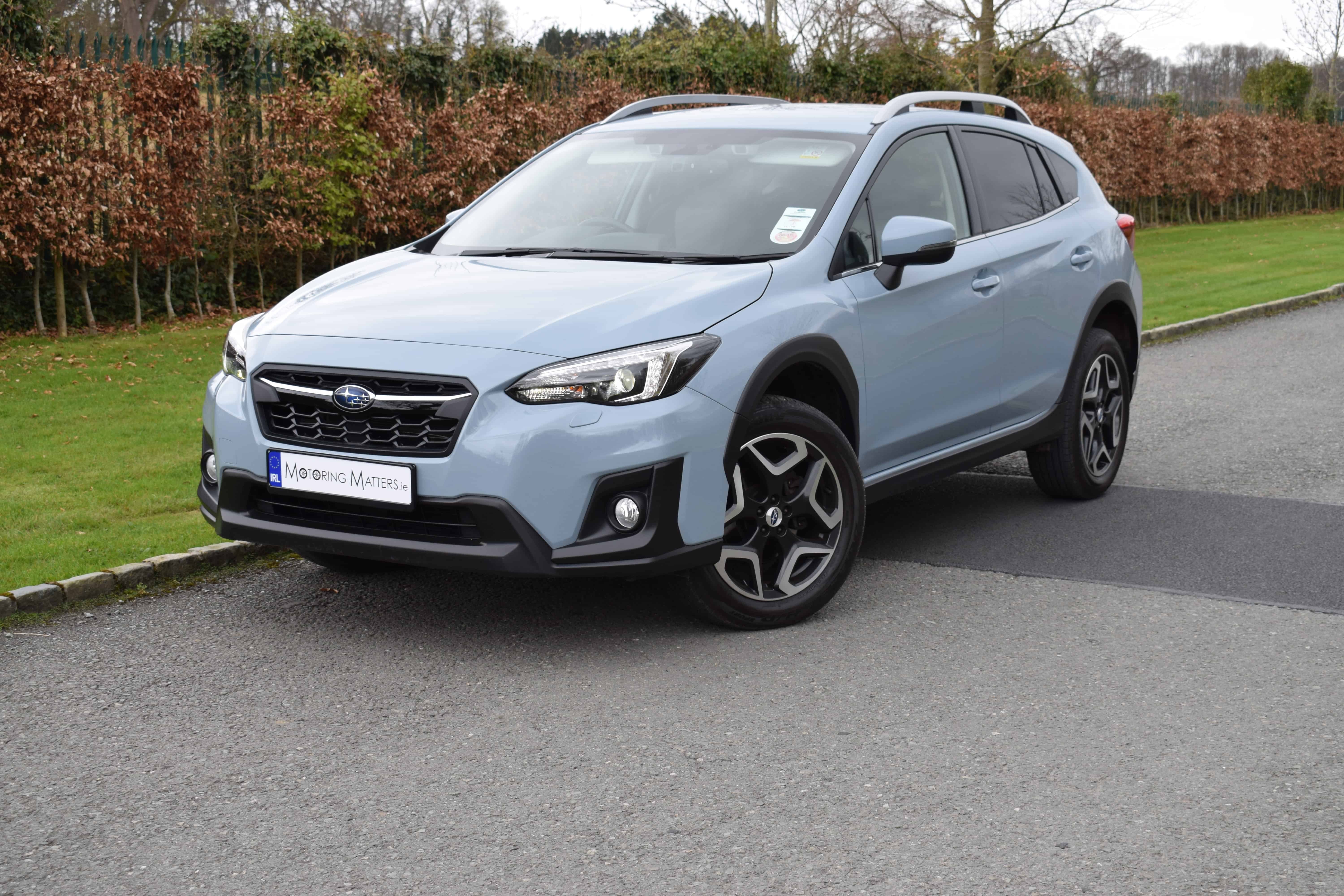 New Subaru Xv >> All New Subaru Xv Crossover Suv Motoring Matters