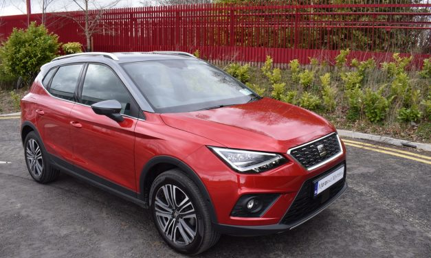 New SEAT Arona – Compact SUV With Style