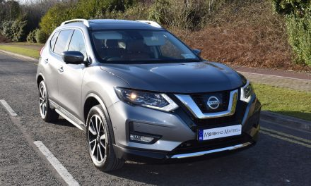 New Nissan X-Trail SUV