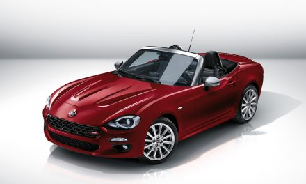 FIAT's Iconic 124 Spider is reborn