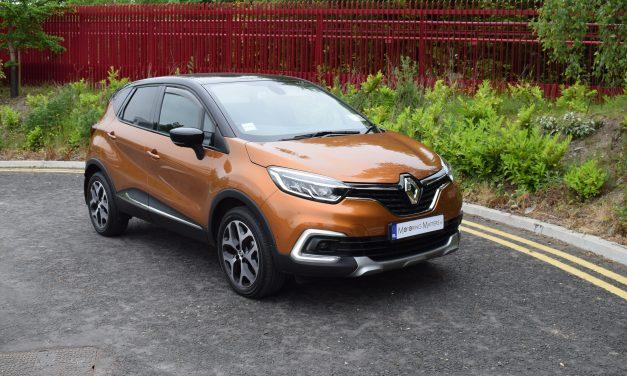 New Renault Captur Small SUV/ Crossover
