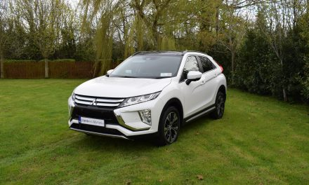 New Mitsubishi Eclipse Cross SUV