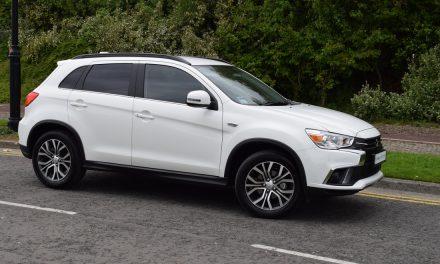Mitsubishi's Worthy New ASX Compact SUV/ Crossover