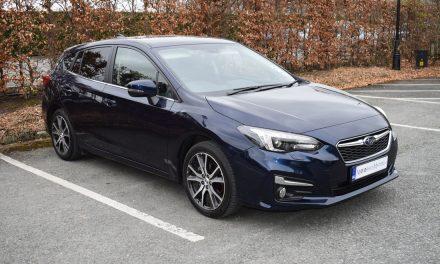 Subaru's Impressive New Impreza