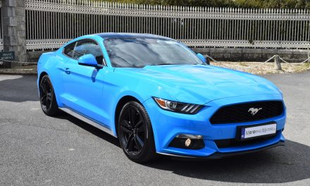 Ford's 'Must Have' Mustang