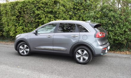 New KIA Niro PHEV – Plug-In Hybrid