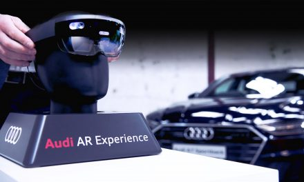 Audi Ireland Launches Exclusive 'Augmented Reality' Consumer Experience