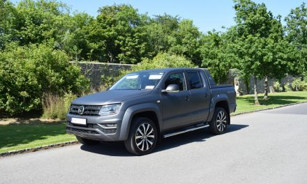 New VW Amarok Aventura – Ready For Adventure.