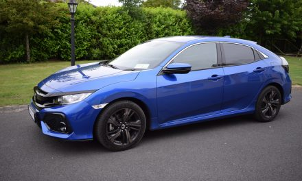 New Honda Civic 1.6-Litre i-DTEC Diesel