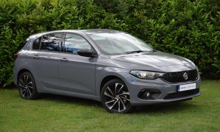 New FIAT Tipo 'S-Design'