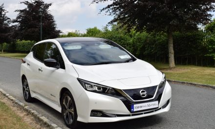All-New Nissan LEAF 40KWH EV