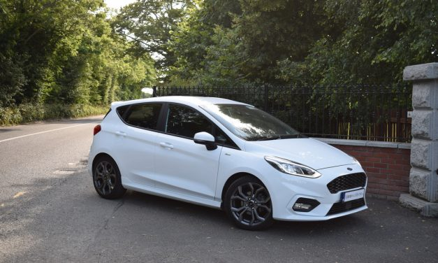 All-New Ford Fiesta ST-Line 1.0L EcoBoost 100PS