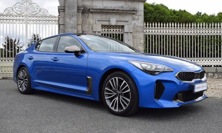 All-New KIA Stinger GT-Line 5-Door Coupe