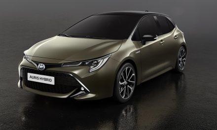 Toyota's Hybrid Invasion For 2019