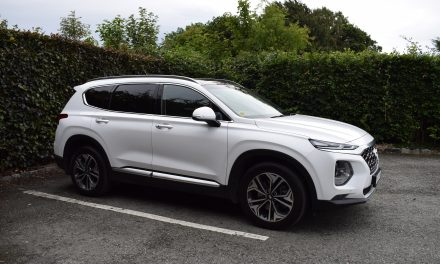 All-New Hyundai Santa Fe SUV
