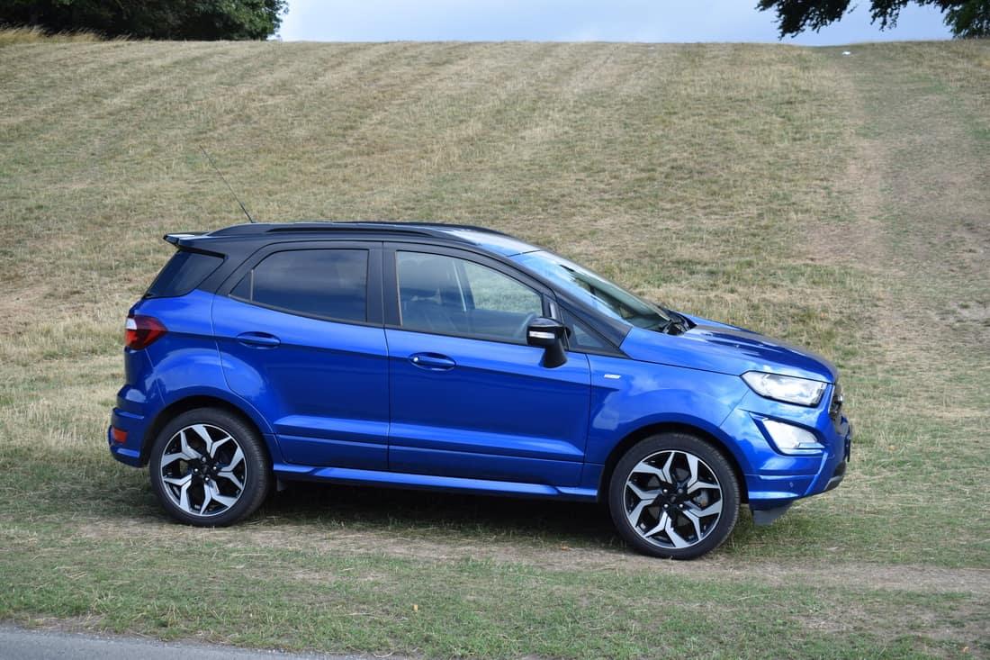 new ford ecosport st line 1 0 litre ecoboost motoring. Black Bedroom Furniture Sets. Home Design Ideas
