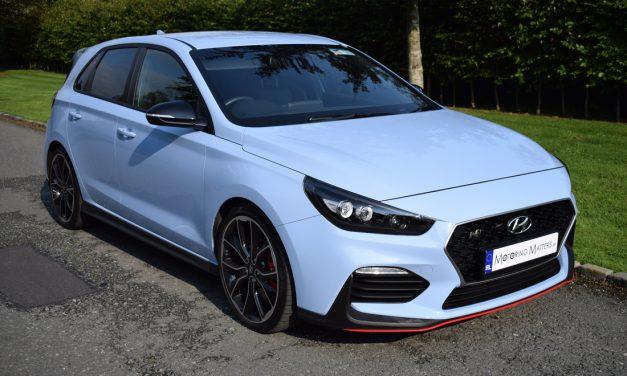 New Hyundai i30N – Pace & Grace