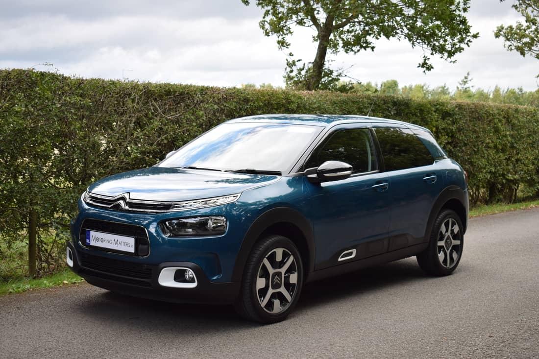 New Citroën Cactus