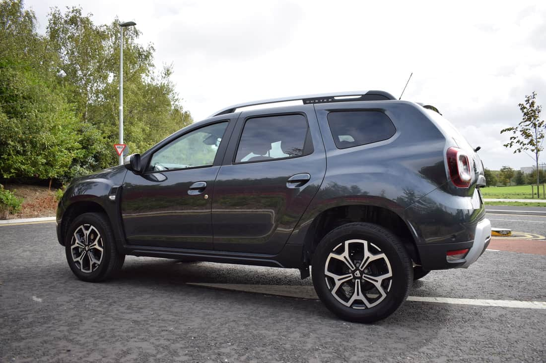 all new dacia duster suv motoring matters. Black Bedroom Furniture Sets. Home Design Ideas