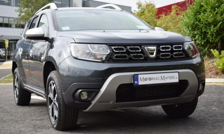 All-New Dacia Duster SUV.