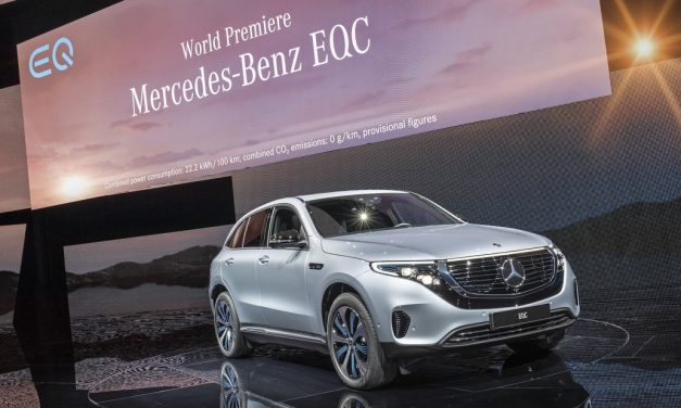 MERCEDES-BENZ FLICKS SWITCH ON NEW EQ ELECTRIC-POWERED RANGE