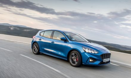 All-New Ford Focus Arrives In Ireland