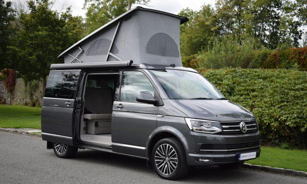Volkswagen California – Luxurious Camping.