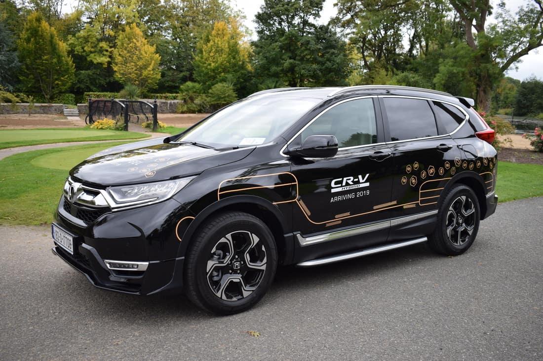 Kelebihan Honda Cr V Hybrid 2019 Review