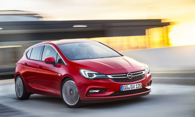 Opel's New Product Offensive.