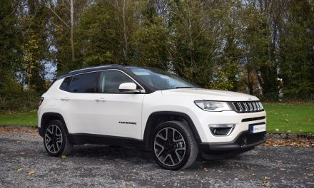 All-New JEEP Compass 'Limited' 1.6-litre M-jet Review.