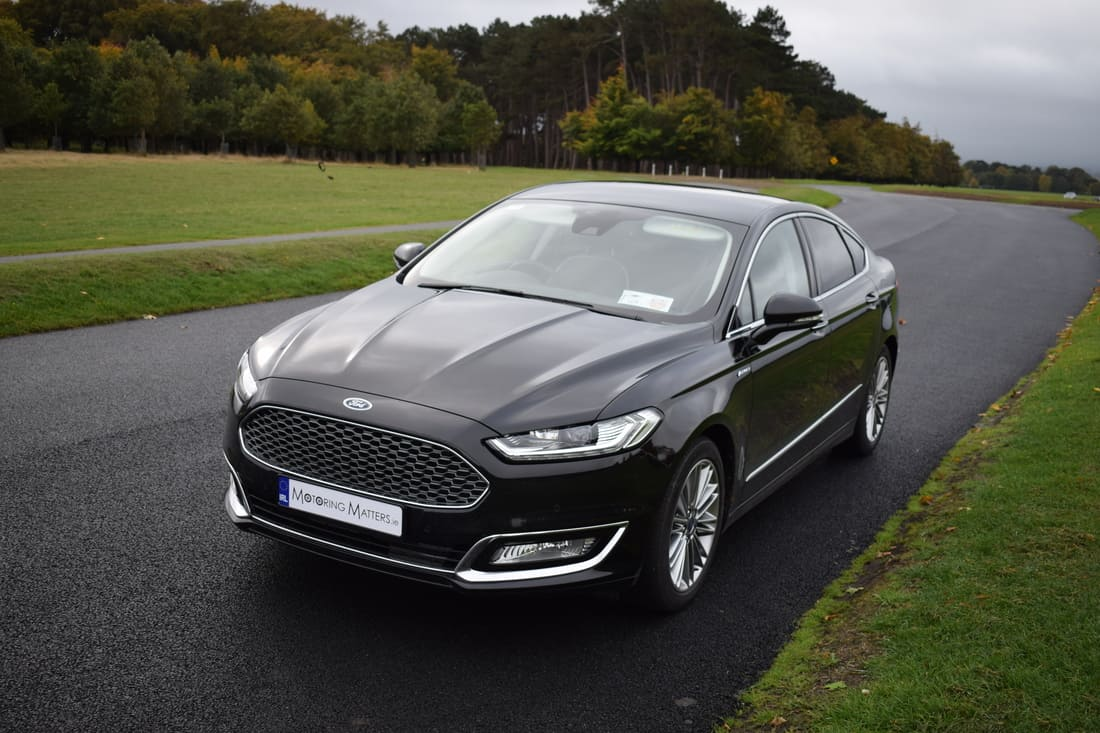 Ford Mondeo Vignale Hybrid Hev Review 2018 Motoring Matters