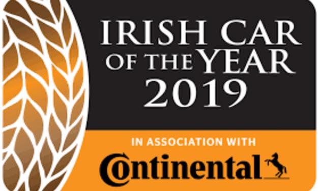 Irish Car of the Year 2019 – Winners Announced.