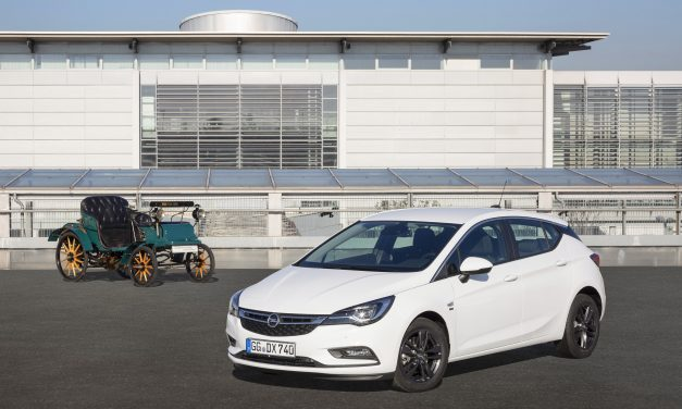 Happy Birthday OPEL – Special '120 Years' Edition Models Launched for '191.