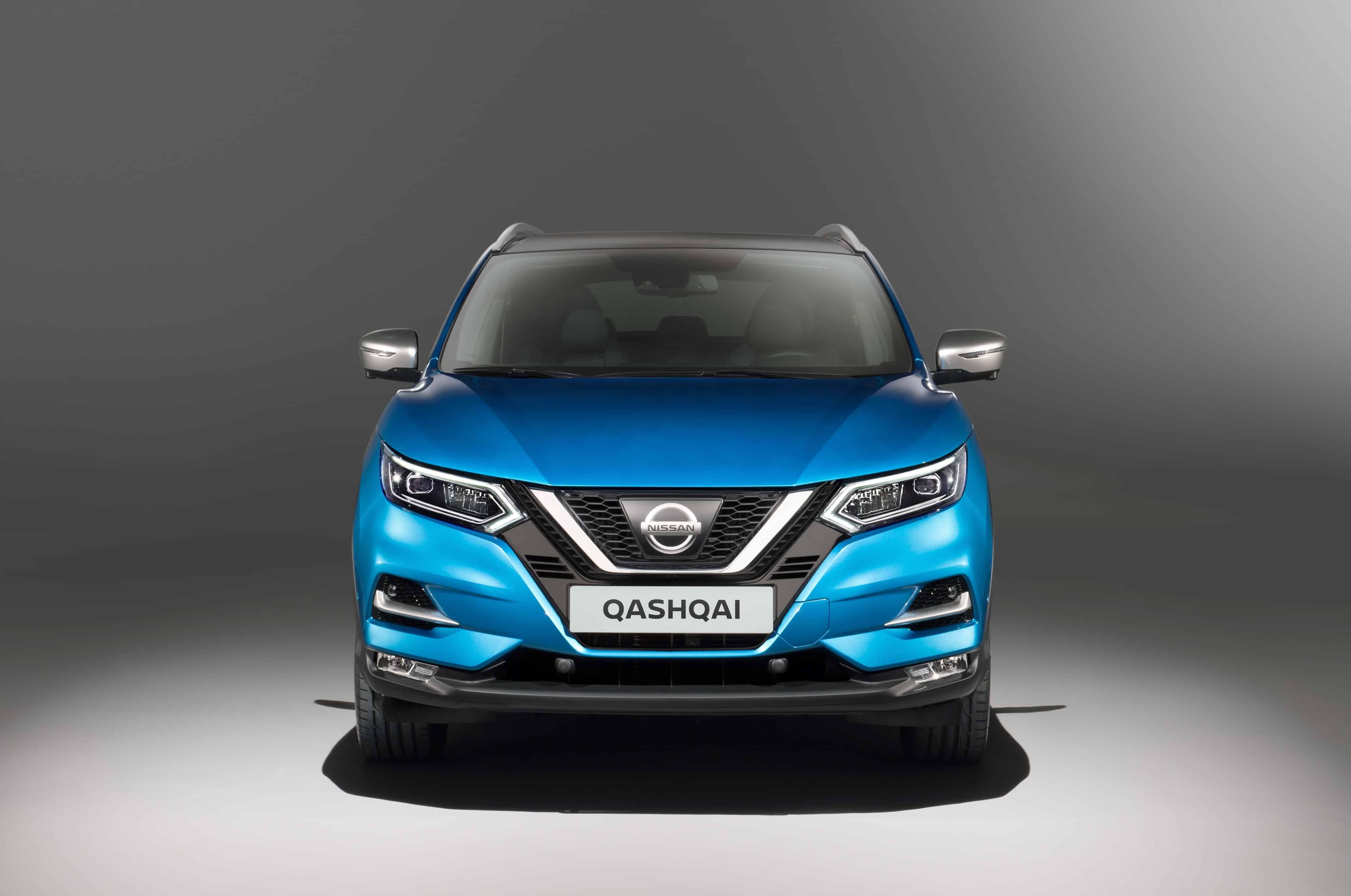 Nissan Qashqai - Ireland's Best Selling Car in October 2018.