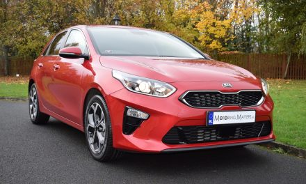 All-New Kia Ceed 1.0-Litre Petrol 'K4' 5-Door Hatch