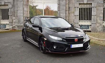 New Honda Civic Type R – World's Fastest FWD Production Car.