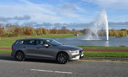 New Volvo V60 D4 Inscription Automatic – Full Review.