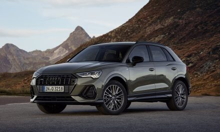 All-New Audi Q3 Officially Arrives in Ireland.