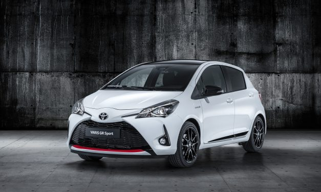 NEW TOYOTA YARIS 'GR SPORT' AVAILABLE NOW FOR '191 REGISTRATION.