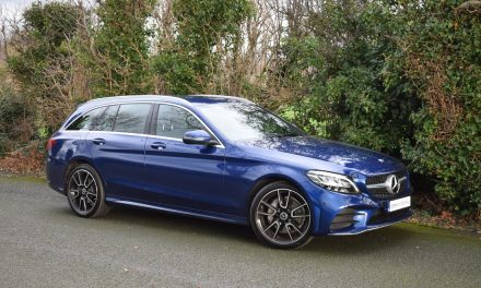 Estate of Grace – New Mercedes-Benz C-Class Estate AMG-Line Automatic.
