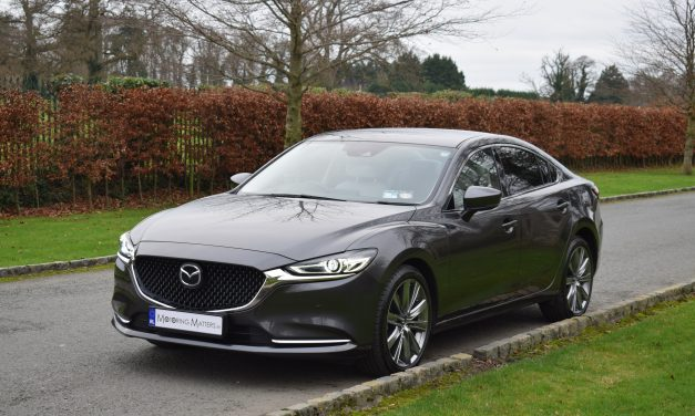 Stunning New Mazda 6 Saloon – Redefining Expectations.