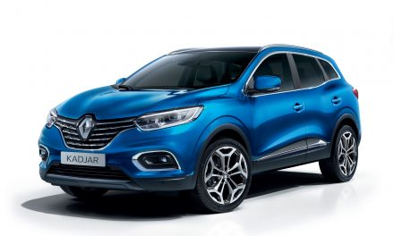 Revised Renault Kadjar SUV Hits Irish Shores.
