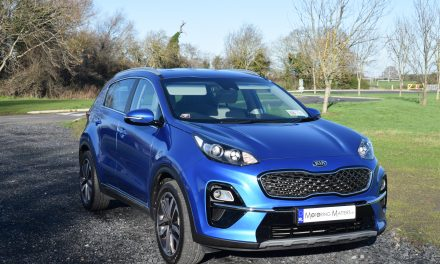 New KIA Sportage – Now Even More Appealing.