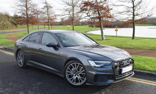 All-New Audi A6 'S Line' S-Tronic (Automatic) 2.0TDI 204BHP Review.