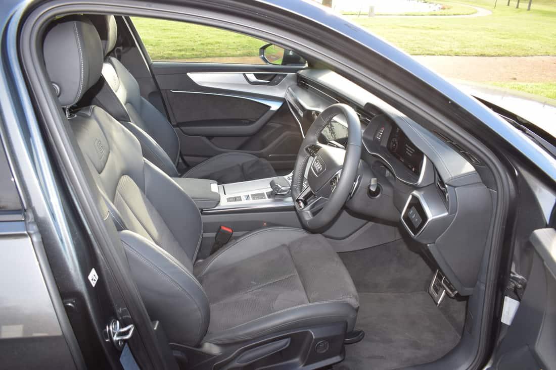 New Audi A6