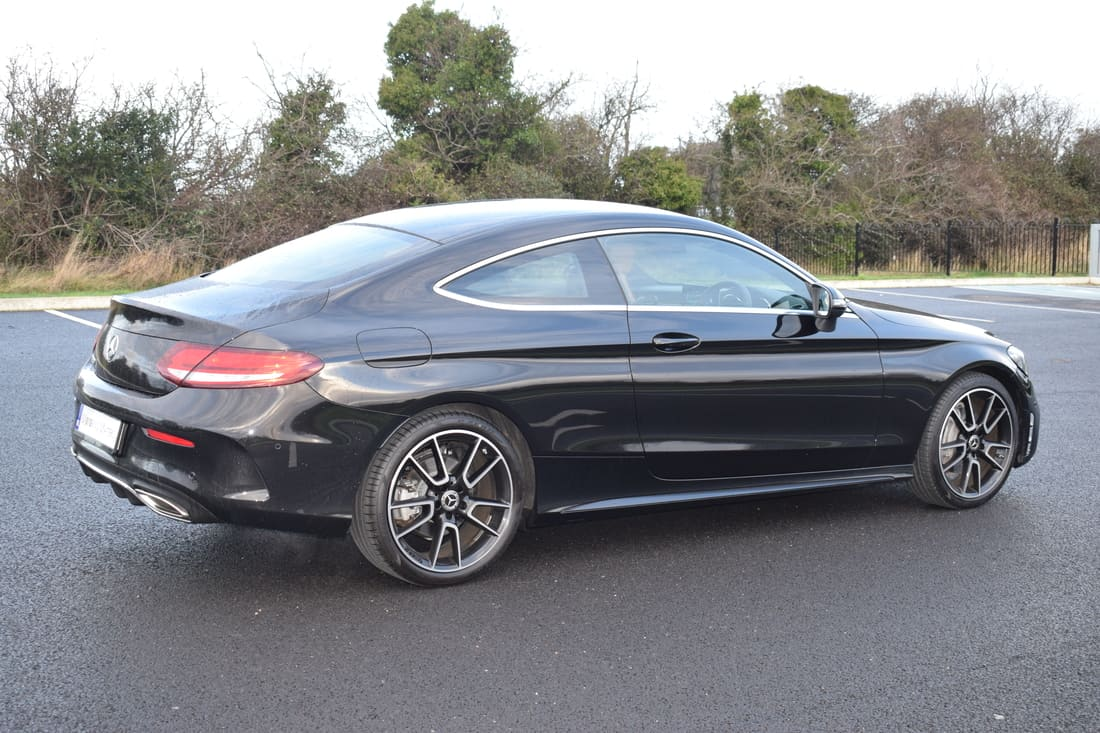 C200 COUPE