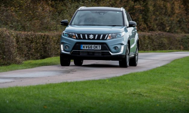 Revised Suzuki Vitara SUV Launched in Ireland & On Sale Now.