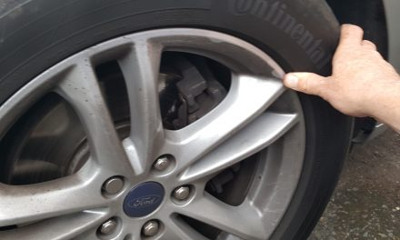 Seven Per-Cent of irish driver's unaware of tyre penalty point regulations.