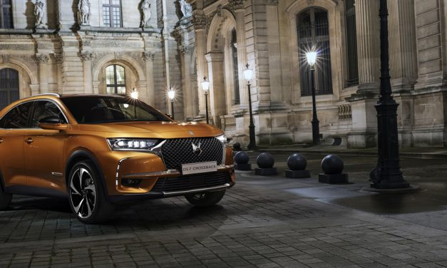 New 'DS7 CROSSBACK' Luxury SUV – Irish Specifications & Pricing Announced.