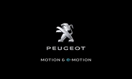 Peugeot launch new brand signature.